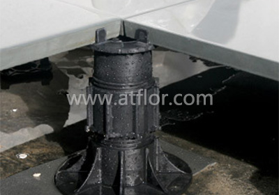 Outdoor Floor Pedestal