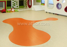 Heterogeneous Commercial PVC/Vinyl Sheet (foam Backing)