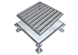 23% Ventilation Steel Air-flow Raised Floor
