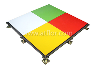 Glass Tile Calcium Sulphate Raised Floor