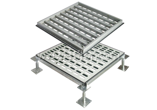 32% Ventilation Steel Air-flow Raised Floor