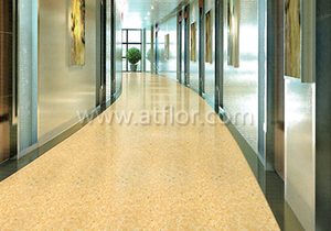 Homogeneous Directionless PVC/Vinyl Sheet Flooring