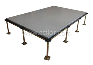 Steel Support Aluminum Raised Access Floor