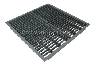 65% Ventilation Steel Air-flow Raised Floor